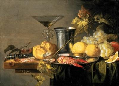 Jan van den Hecke (1620-1684)