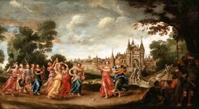School of Frans Francken II (1