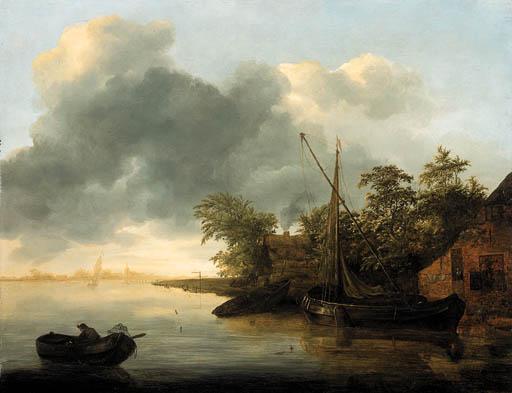 Adriaen van der Cabel (1631-17