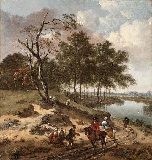 Jan Wynants (1625-1684)