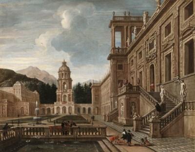 Jacob Peeters (active 1675-172