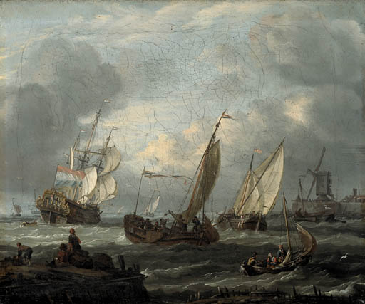 Abraham Storck (1644-1704)