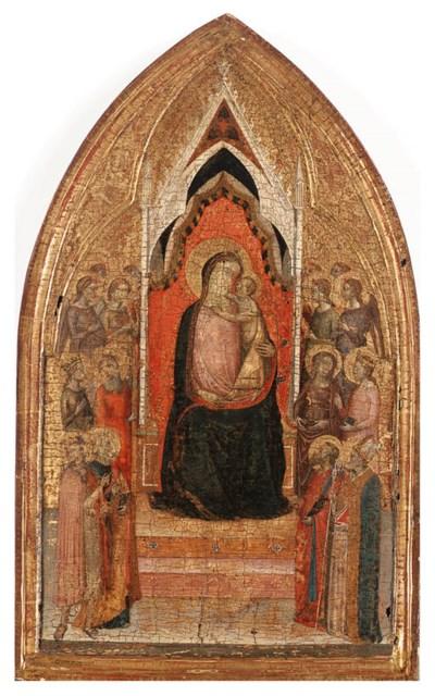 Bernardo Daddi (died c.1348)