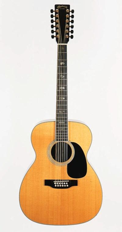 A 1994 Martin J12-40