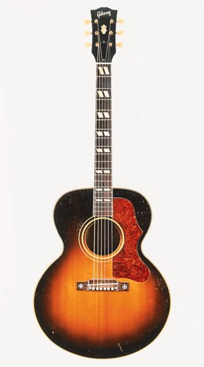 A 1951 Gibson J-185