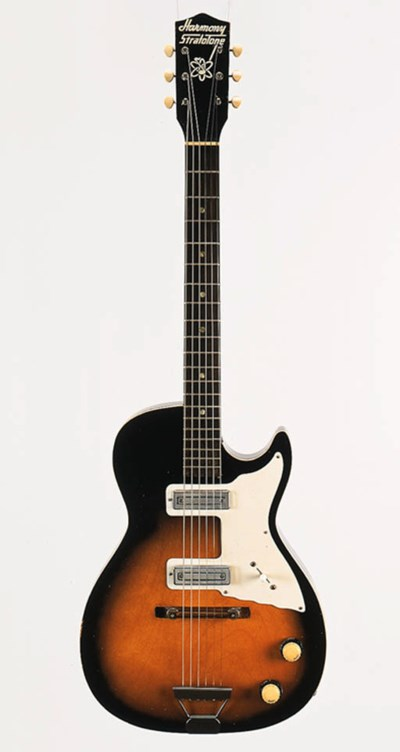 A c.1960 Harmony Stratotone Ma