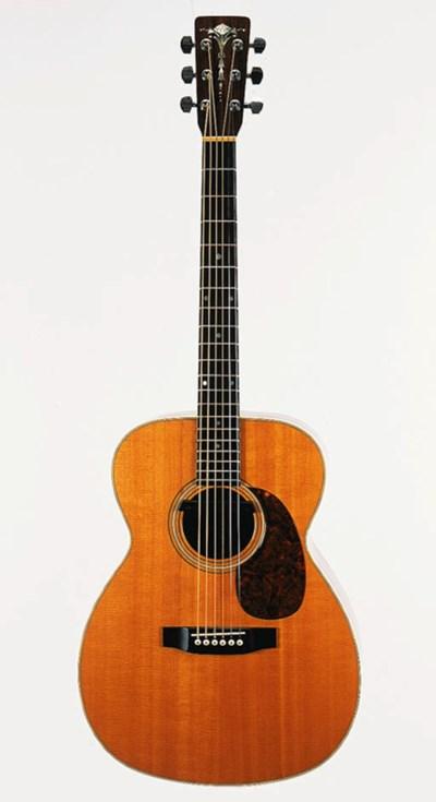 A 1985 Martin Shenandoah 000-2