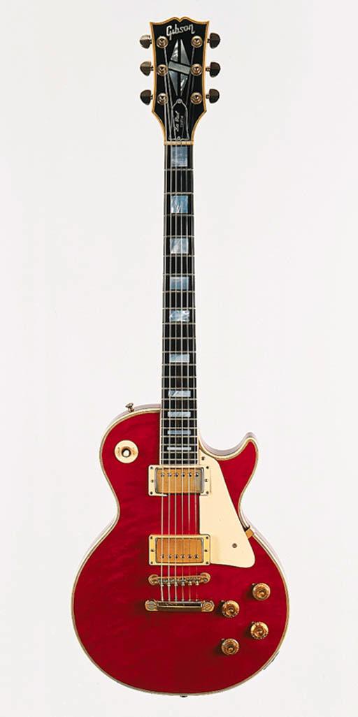 A 1970s Gibson Les Paul Custom