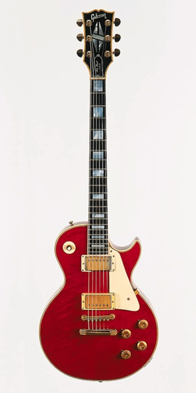 A 1970s Gibson Les Paul Custom