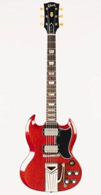 A c.1962 Gibson SG Les Paul St