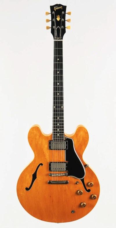 A 1959 Gibson ES-335TDN