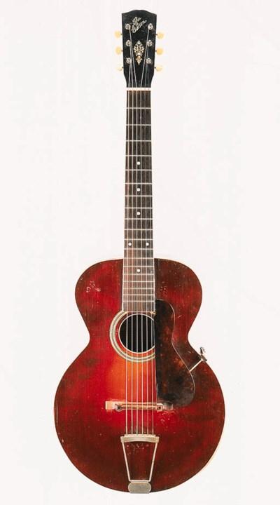 A c.1920 Gibson L-3