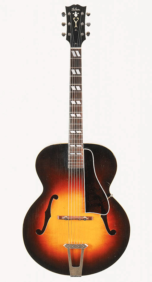 A 1940 Gibson L-7