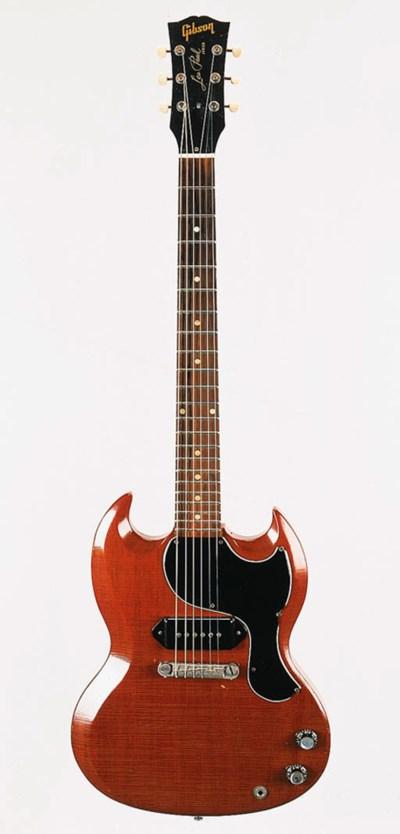 A c.1962 Gibson SG Les Paul Ju