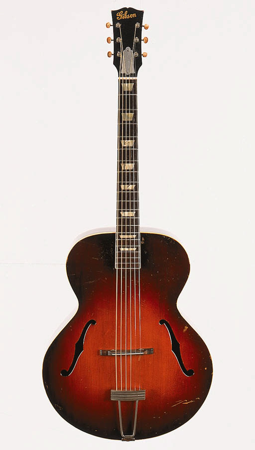 A c.1940s Gibson L-50