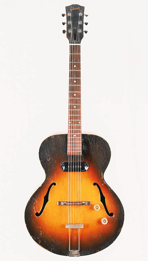 A c.1949 Gibson ES-125