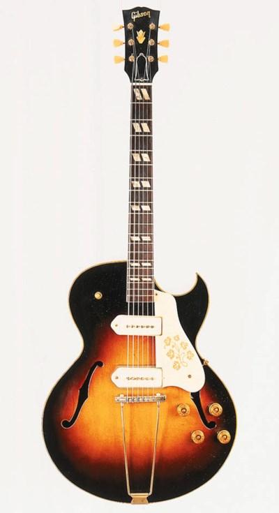 A 1953 Gibson ES-295