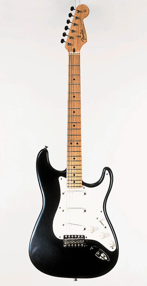 A 1996 Fender Stratocaster Eri