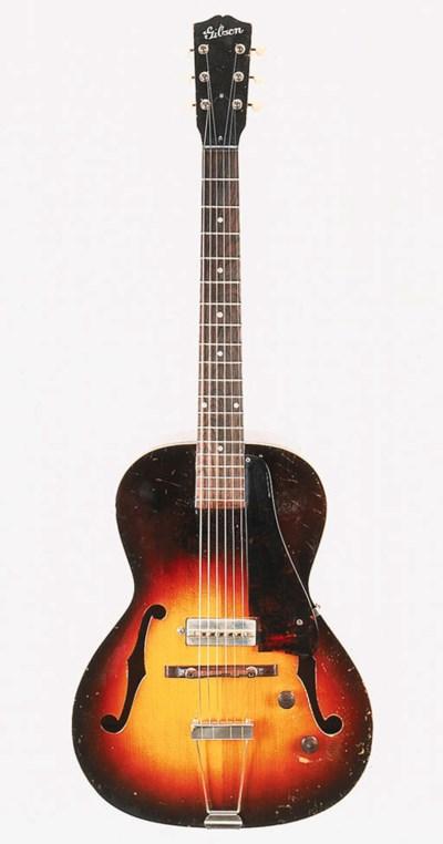 A c. 1940 Gibson ES-100