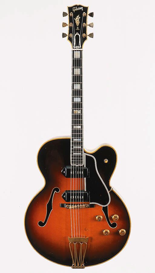 A 1956 Gibson Byrdland