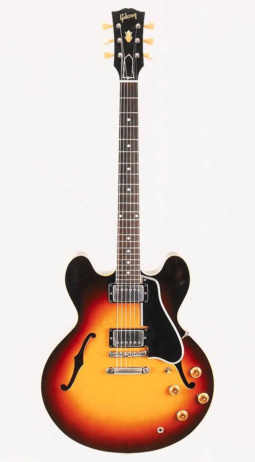 A 1959 Gibson ES-335TD