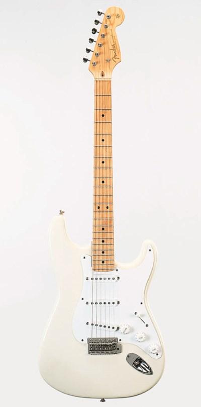 A 1993 Fender Stratocaster Eri