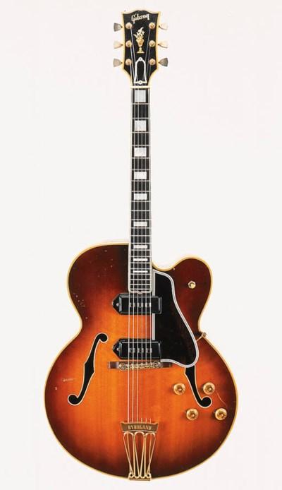 A 1957 Gibson Byrdland