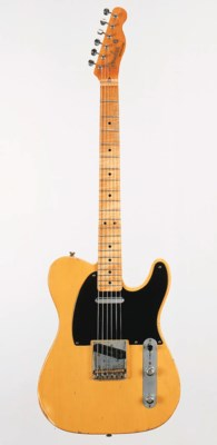 A 1997 Fender Broadcaster Reli