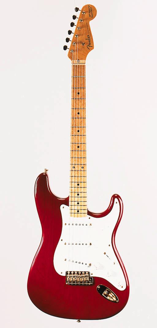 A 1994 Fender Stratocaster 40t