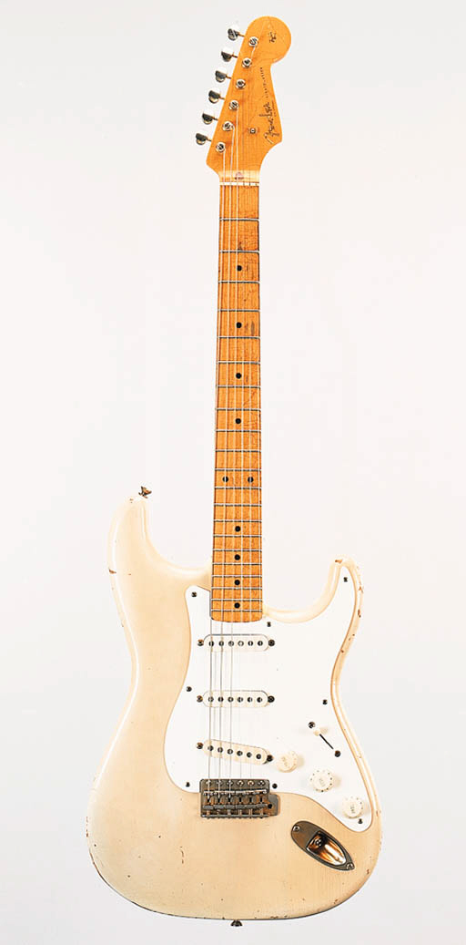 A 1958 Fender Stratocaster