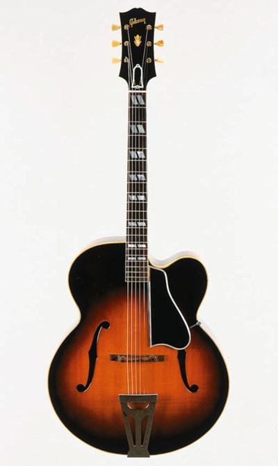 A 1956 Gibson Super 300C