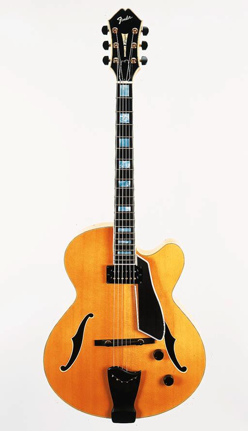 A Fender D'Aquisto Elite