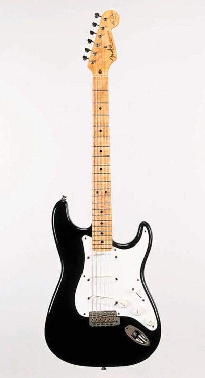 A 1991 Fender Stratocaster Eri