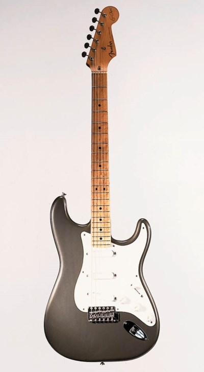 A 1986 Fender Stratocaster Eri