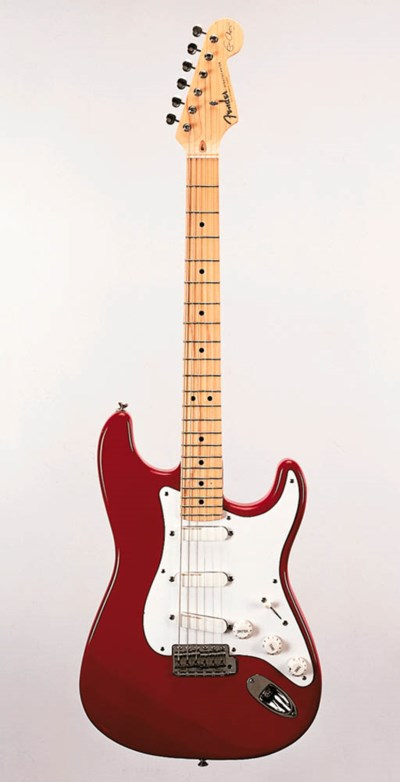 A c. 1987 Fender Stratocaster