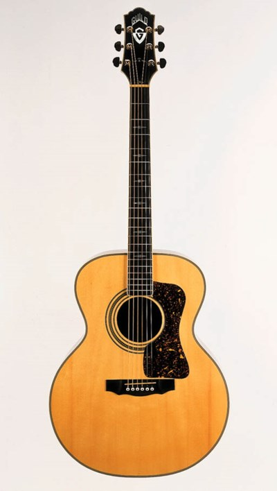 A 1988 Guild F-61RNT
