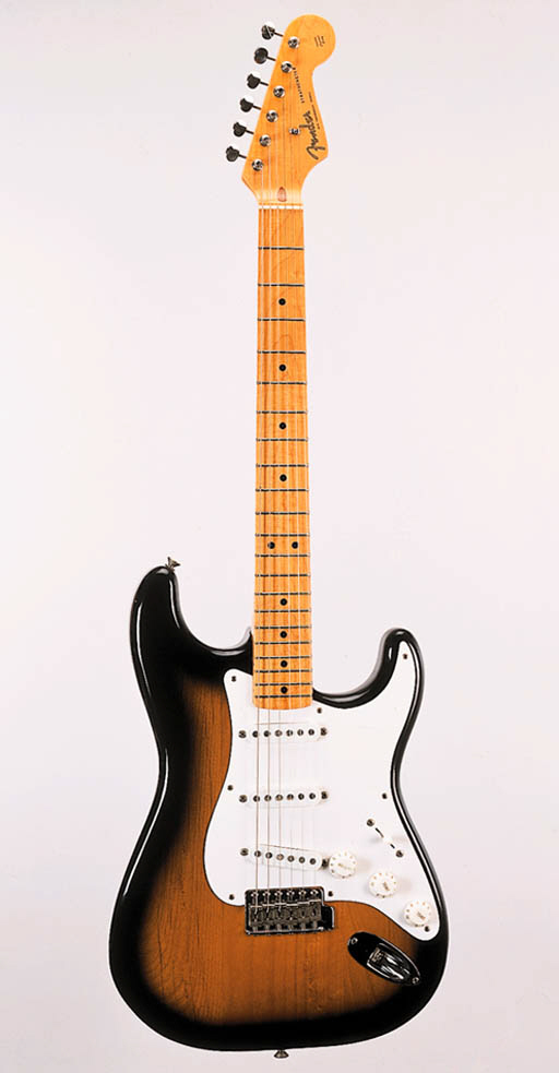 A 1982 Fender Stratocaster '57