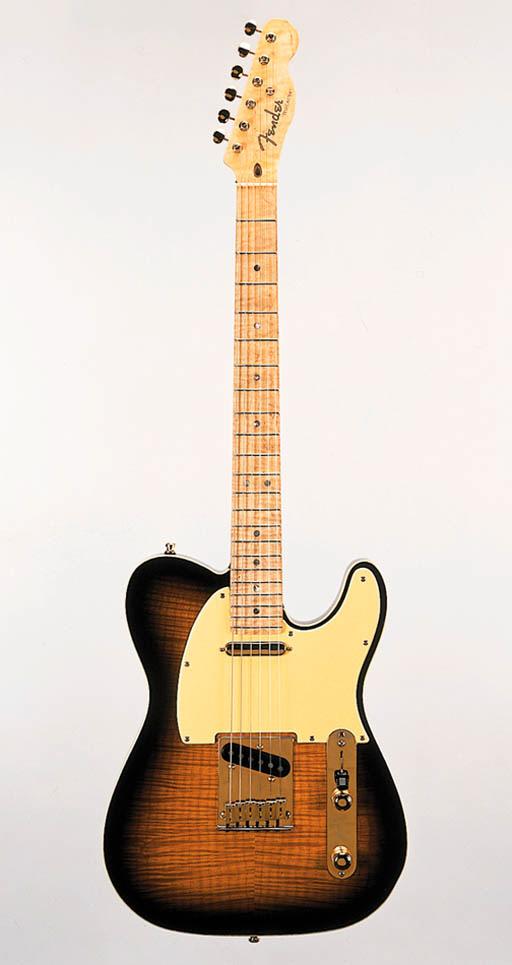 A 1992 Fender Telecaster 40th