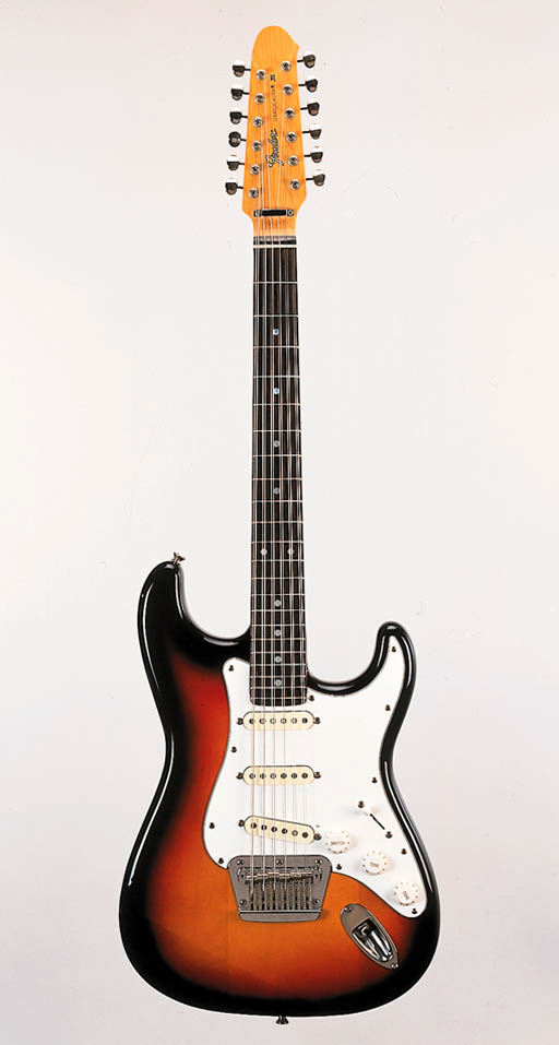 A 1980s Fender Stratocaster XI