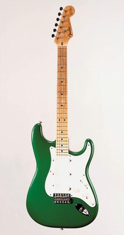 A 1987 Fender Stratocaster Eri