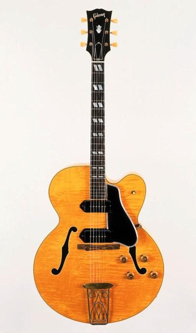 A 1956 Gibson ES-350TN