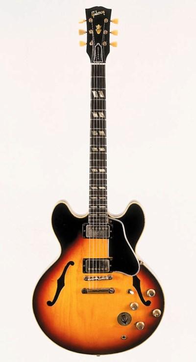 A c.1964 Gibson ES-345TD
