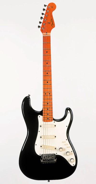 A 1980s Fender Stratocaster El