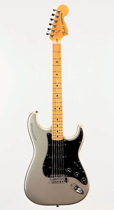 A 1979 Fender Stratocaster Ann