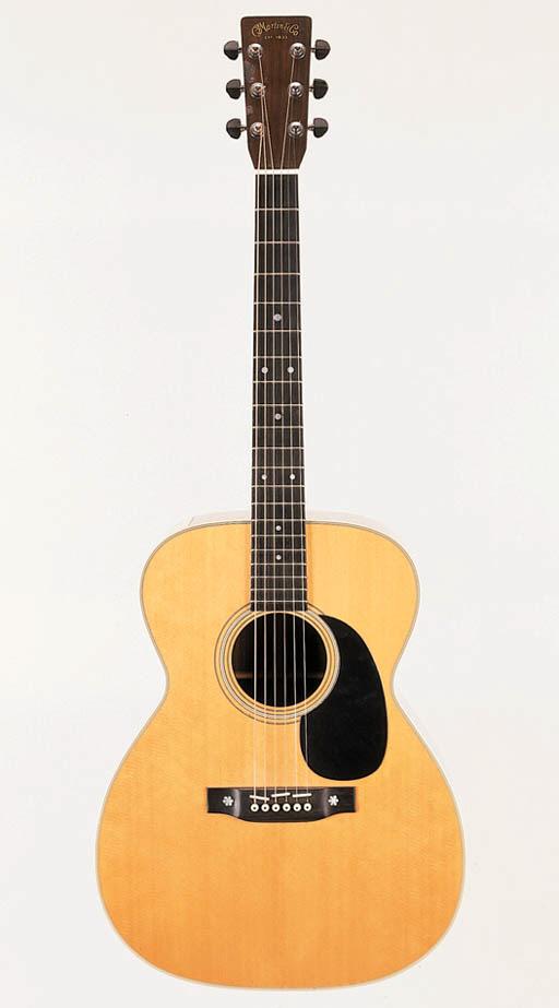 A 1974 Martin 000-28