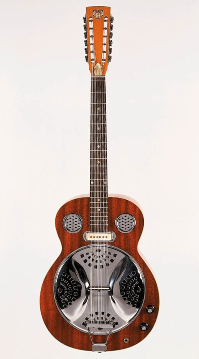 A Dobro Electric Twelve String