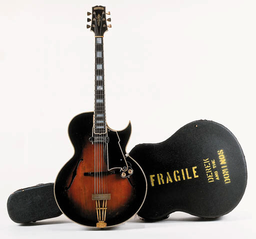 A 1930s D'Angelico