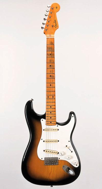 A 1954 Fender Stratocaster