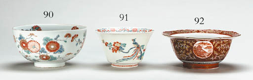 A Porcelain Dish and a Bowl