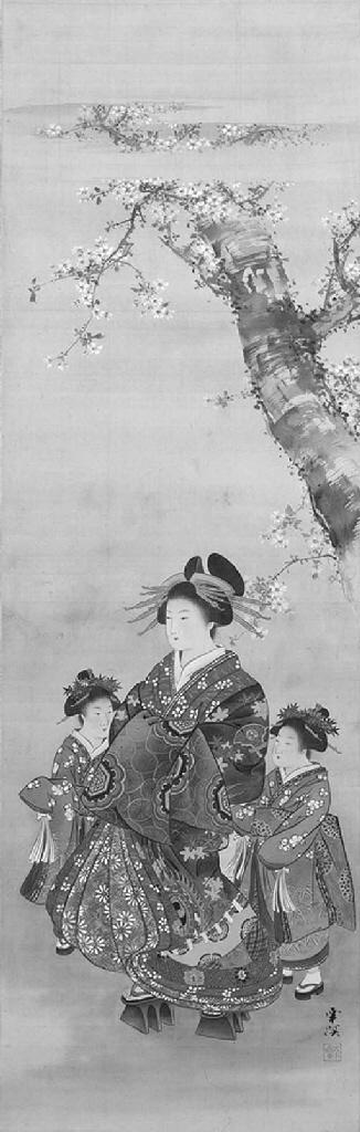 Haruki Nammei (1795-1878)*